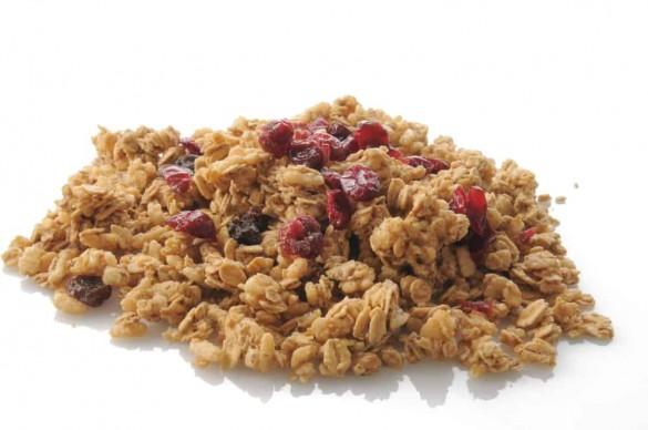 is granola healthy