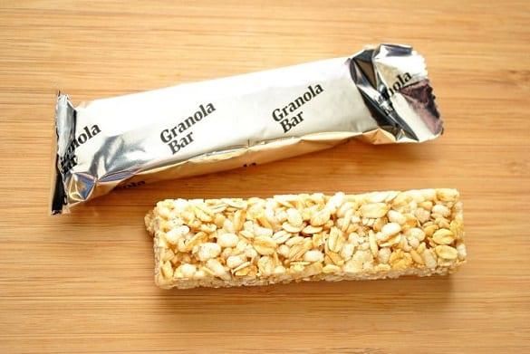how to choose a granola bar