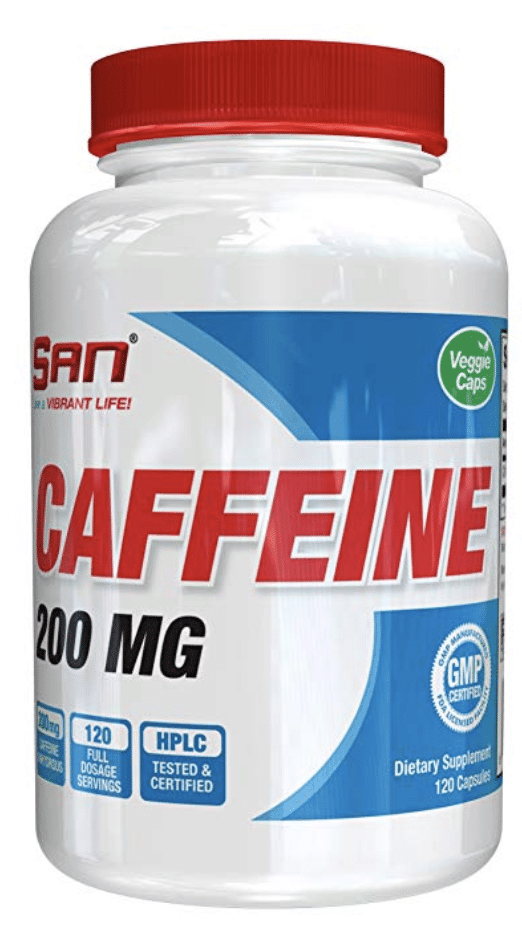 hydroxycut reviews-SAN Nutrition Caffeine Anhydrous Power & Energy Supplement