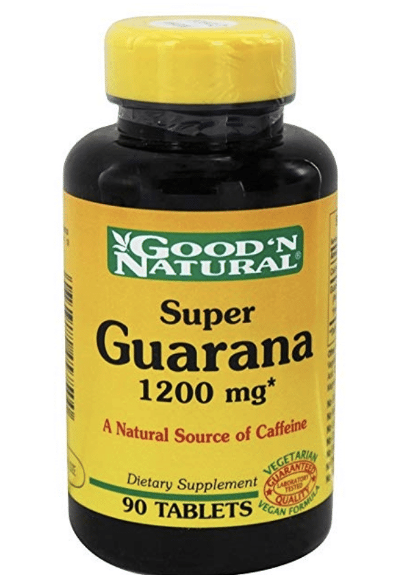 hydroxycut reviews-Good 'N Natural, Super Guarana