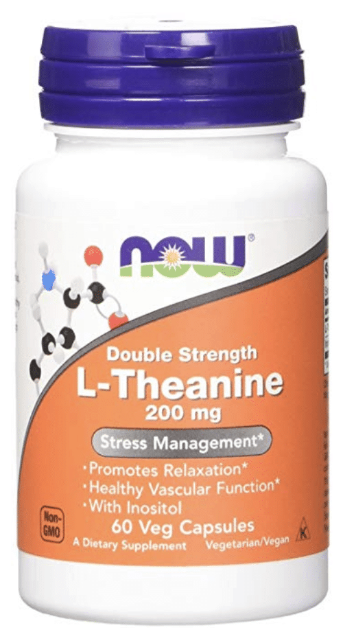 hydroxycut reviews - NOW L-Theanine