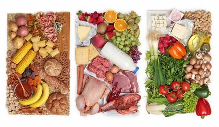 The Food Combining Diet