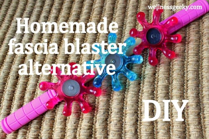 Homemade fascia blaster DIY