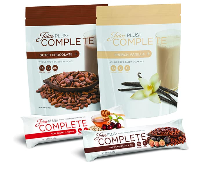 Complete Snack Bars