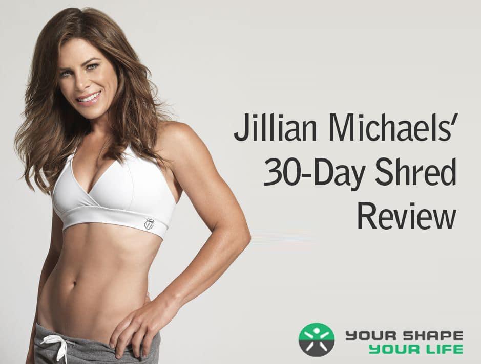 Jillian Michaels' 30-Day Shred Review