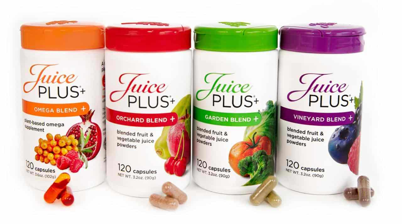 Juice Plus Blends