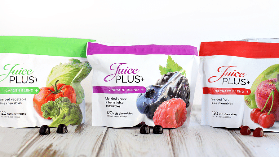 The Best Products Juice Plus Sells
