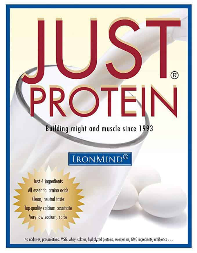Just Protein from IronMind
