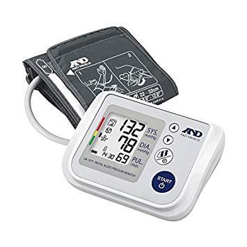 A&D Medical Multi-User Blood Pressure Monitor (UA-767F)