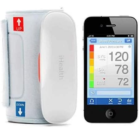 iHealth Feel Wireless Bluetooth best Blood Pressure Monitor