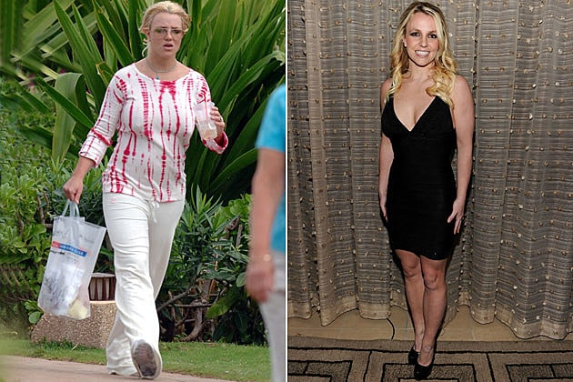 Britney Spears is one of the celebrities that have lost weight and kept it off for years.