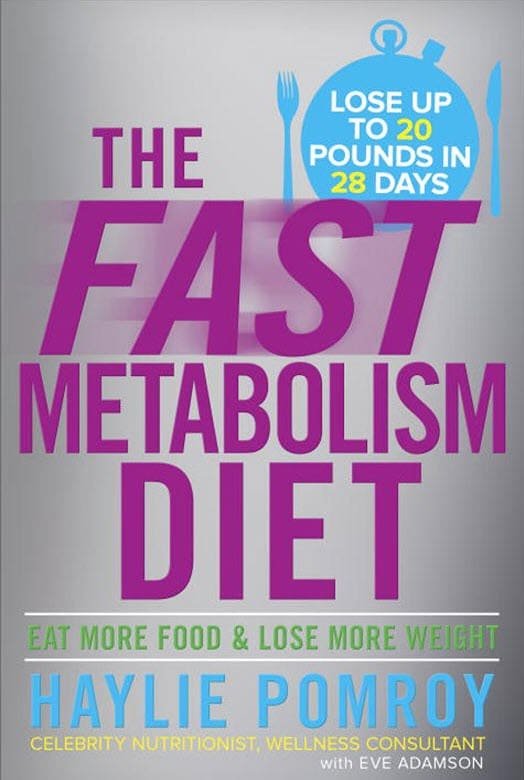The Fast Metabolism Diet Does It Work