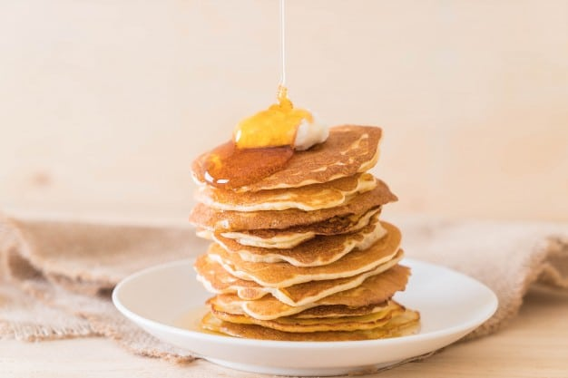 Carbquik pancake recipe